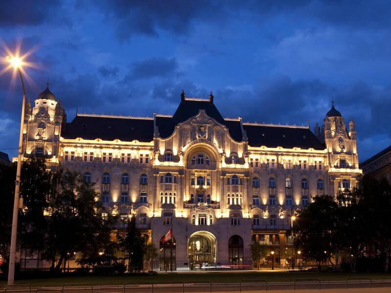 Foto: Four Seasons Hotel Gresham Palace Budapest
