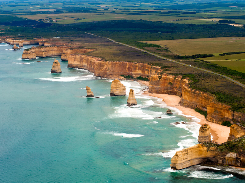 Great Ocean Road Foto: Teresa Perez Tours